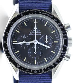 Omega Speedmaster Professional Cal 1861 With Tswisst Dial Ca 1991