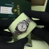 S/N 3259 Rolex Ladies Datejust 26mm Ref. 179174 with Silver Diamond Dial on Jubilee Bracelet