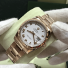 Stunning Rose Gold Rolex DayDate, Just back from Rolex Service Centre Polish, Full Set!