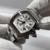 Cartier Roadster XL Chronograph Stainless Steel Ref: 2618