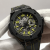 Hublot Big Bang Flyack Chrono Ferrari Edition, Ceramic & Carbon Fiber