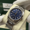 Blue Dial Rolex Oyster Perpetual 114200 34mm